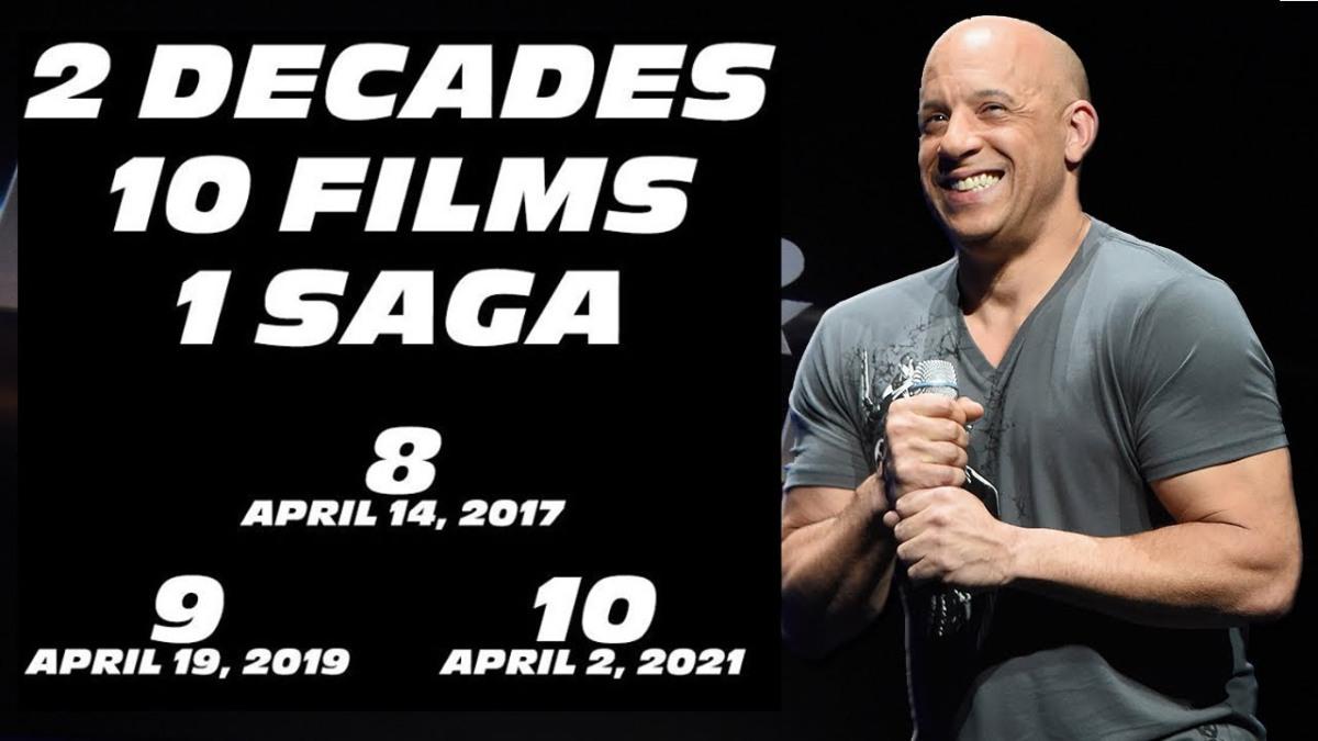 Fast & Furious 9 na 10 zinakuja, Vin Diesel na Dwayne Johnson wamekubali kuigiza